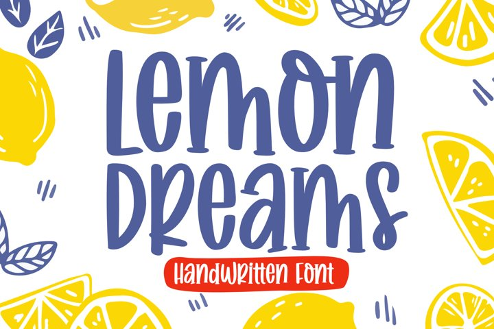 Lemon Dreams