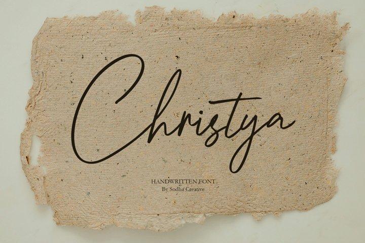 Christya
