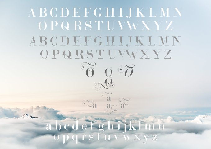 ROYAL TYPEFACE FONT - Free Font of The Week Design1