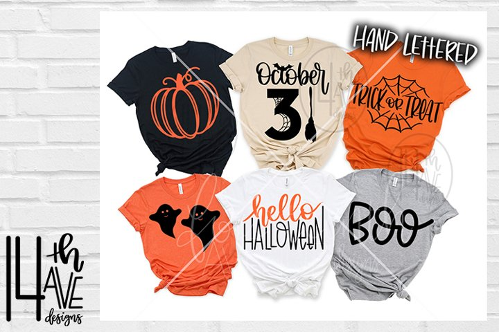 Halloween Bundle SVG, Halloween SVG