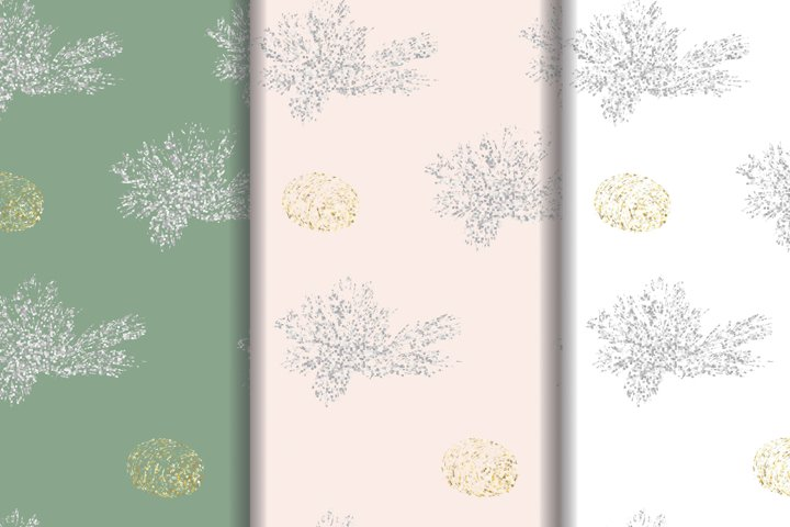 Christmas backgrounds pack. Glitter