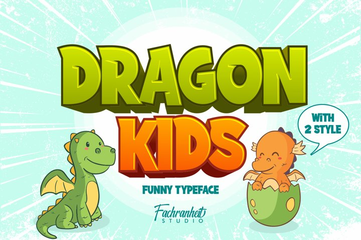 Dragon Kids