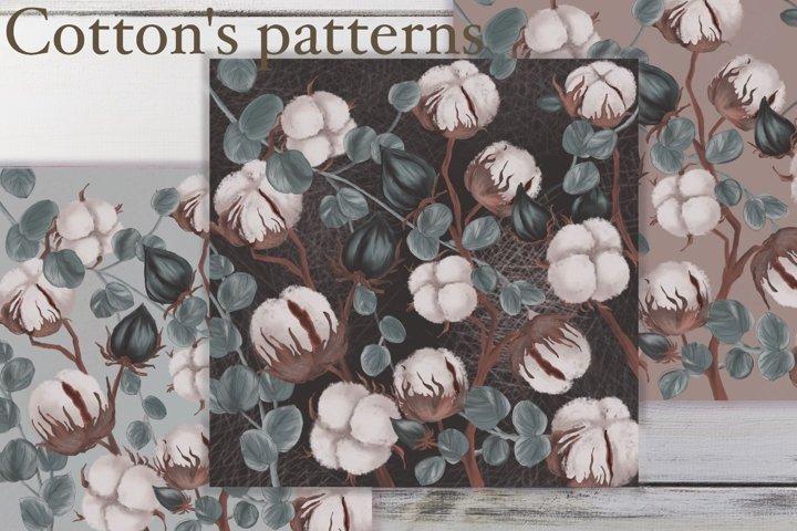 Cottons patterns