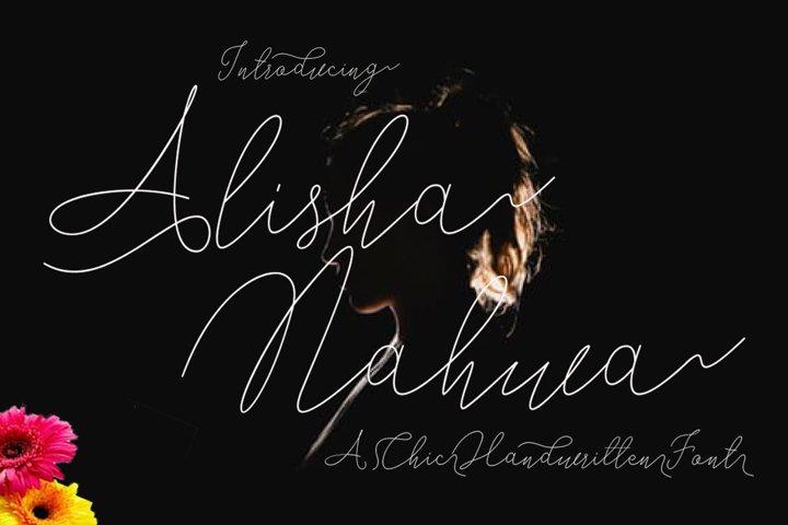 Alisha Nahwa