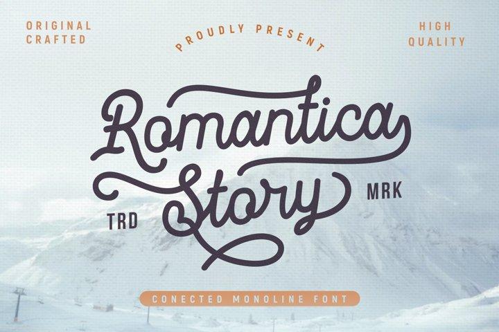 Romantica Story