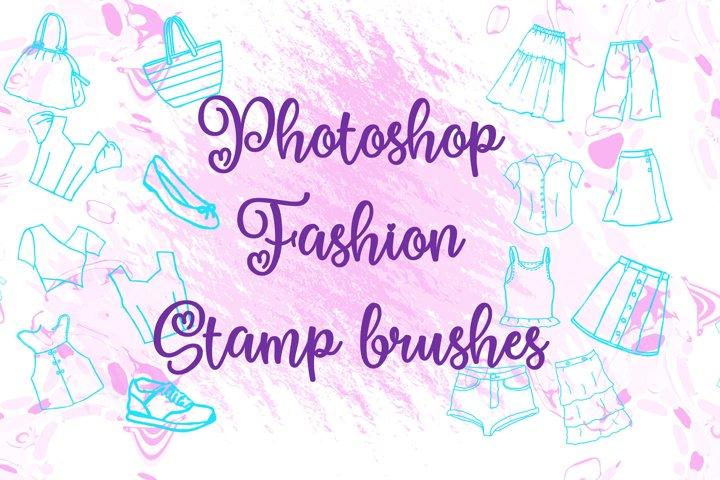 30 Fashion and Watercolour Splash Photoshop Brushes ABR