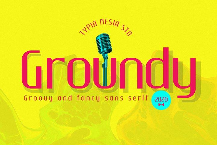 Groundy Sans