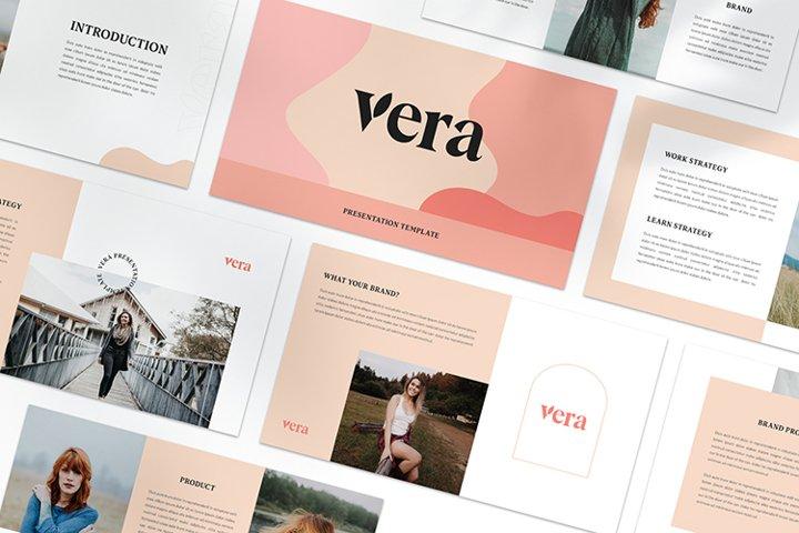 VERA - Google Slide Template