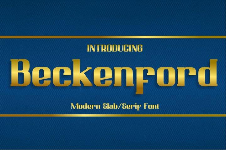 Beckenford