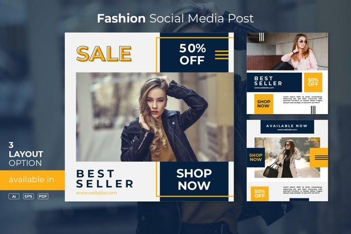 Fashion Social Media Post