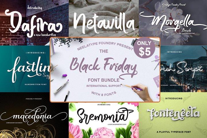 The Black Friday Bundle