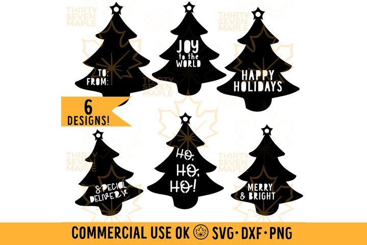 Tree Tags Bundle