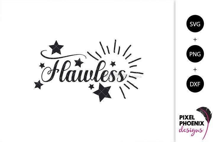 Flawless SVG, Makeup SVG, Beauty SVG