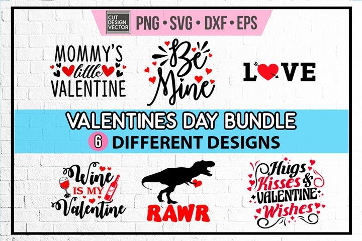 Valentines Day Bundle SVG
