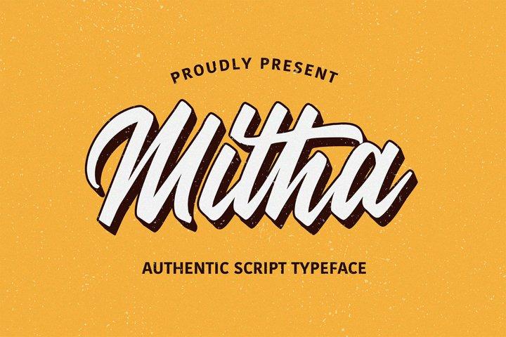 Mitha Script