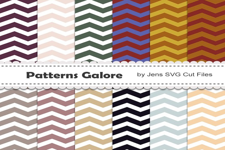 Chevron Digital Papers 816