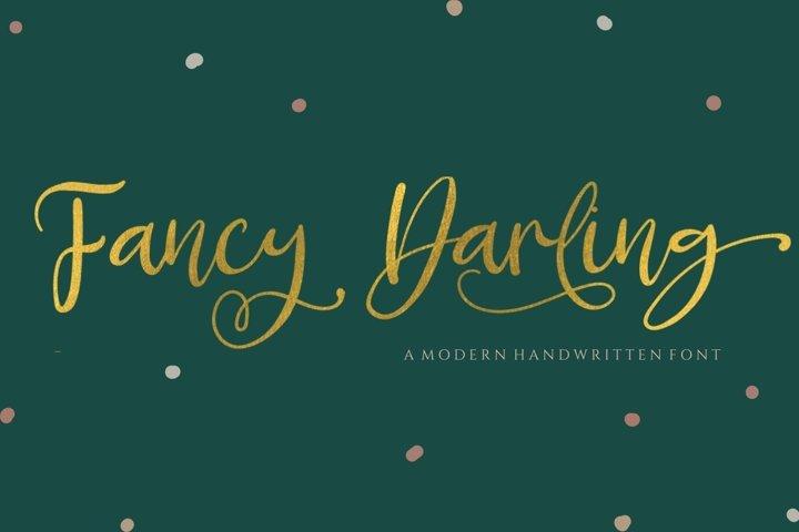Fancy Darling