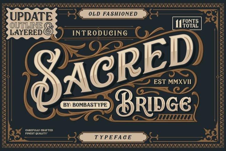 Sacred Bridge  Extras BIG UPDATE !