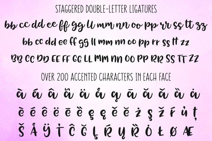 Tingler - Free Font of The Week Design3