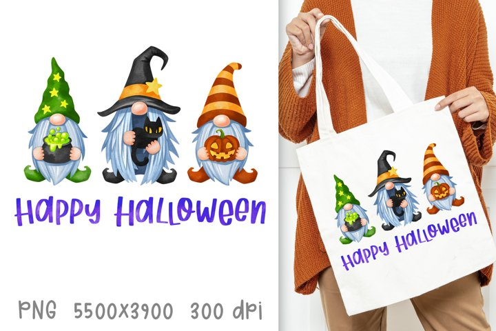 Halloween sublimation designs Halloween gnomes png Witch png