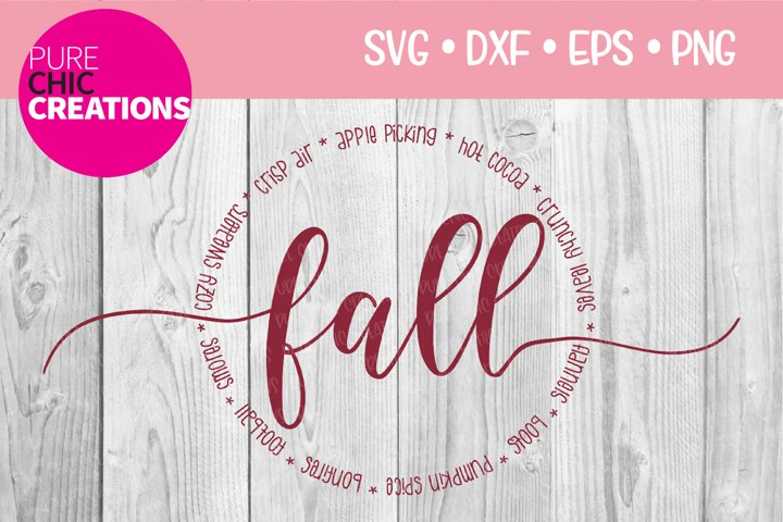 Fall SVG|Fall Blurbs|Fall Quote SVG|SVG DXF PNG EPS