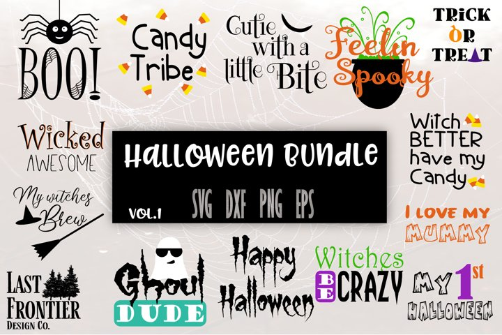 Halloween Bundle Vol. 1
