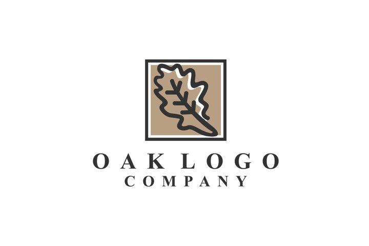 Oak Business Vector