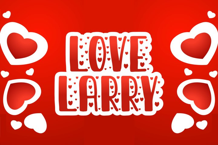 love larry