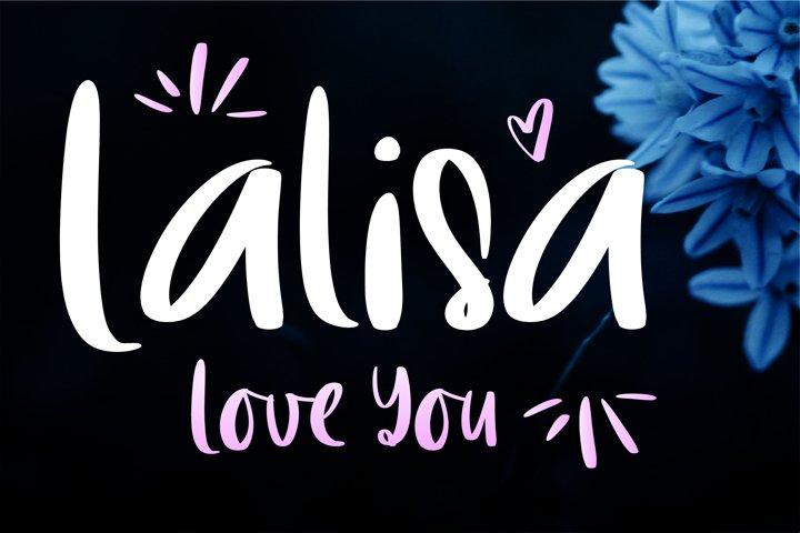 LalisaLoveYou