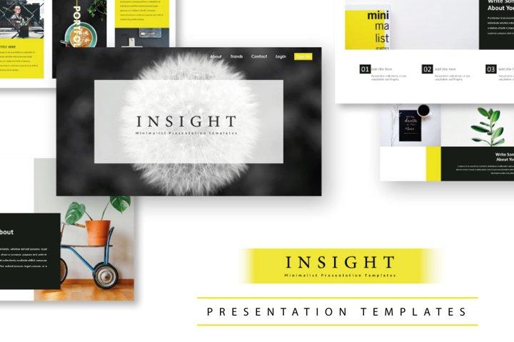 Insight - Google Slide Template