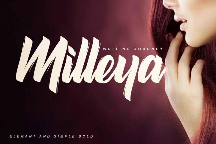 Milleya