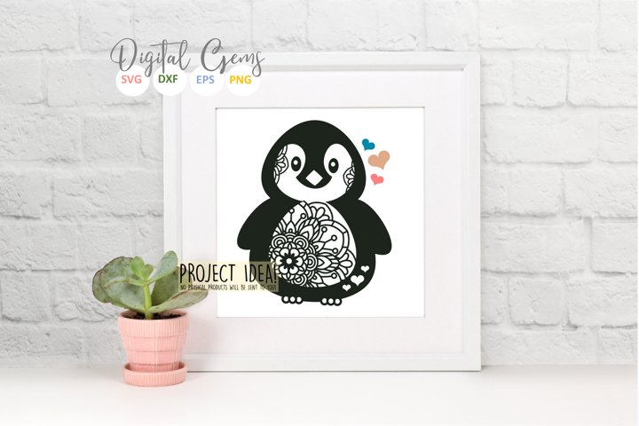 Penguin design - Free Design of The Week Design2