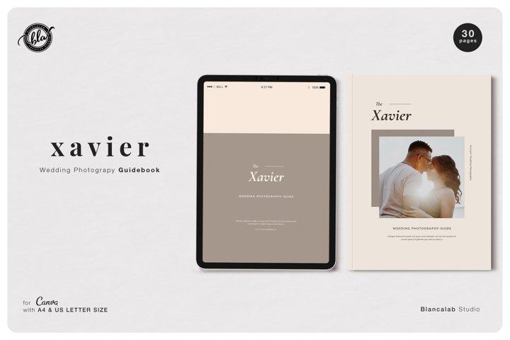 Canva Wedding Photography Guide| Xavier