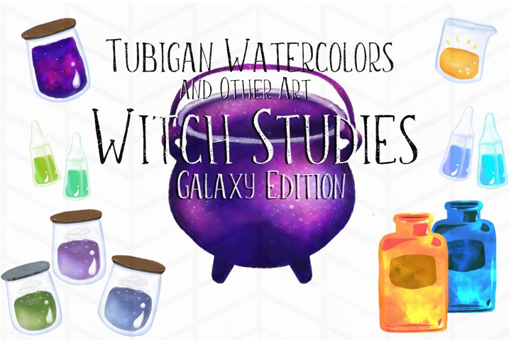 12 Witch Studies Galaxy Ed