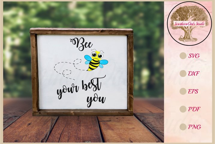 Bee SVG | inspiration quote design bee you tshirt tumbler