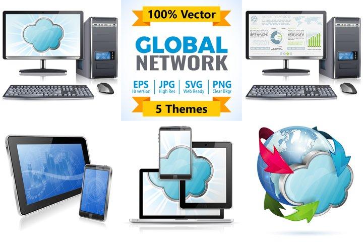 Global Cloud Computing Business