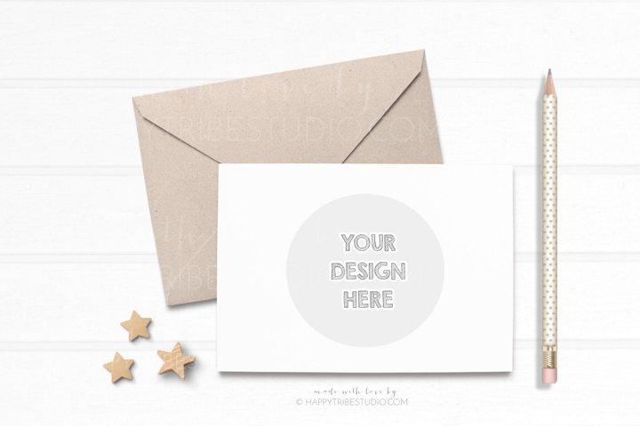 Card Mockup | Invitation Mockup | kids mockup