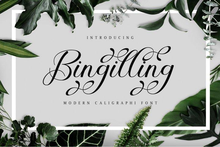 Bingilling