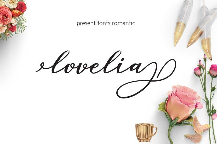Lovelia Script & Comic - Free Font of The Week Font