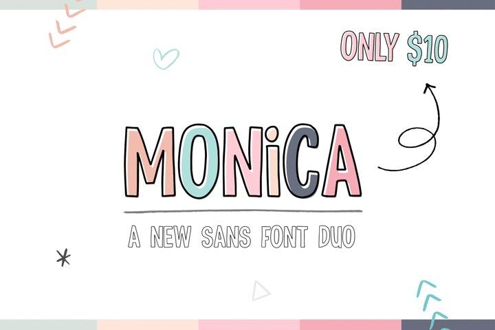Monica Font Duo