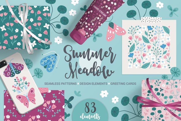 Summer Meadow Kit