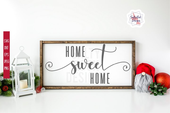Home Sweet Home SVG, Home SVG, Home Sign SVG, Home Decal svg