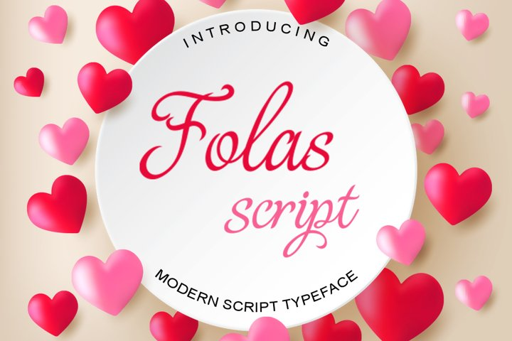 Folas script