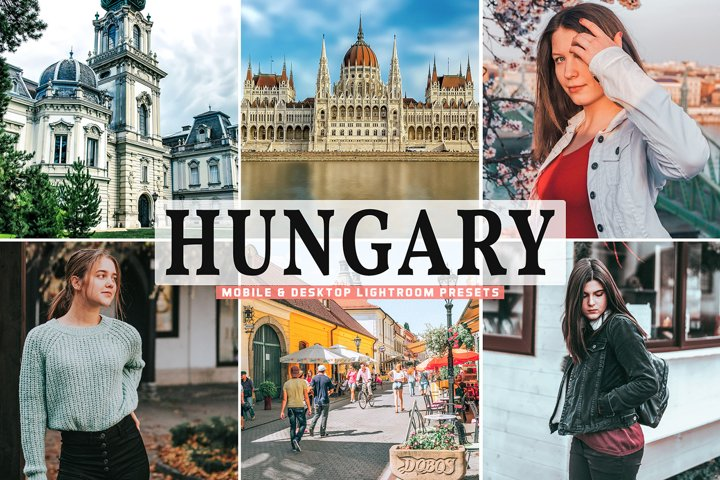 Hungary Mobile & Desktop Lightroom Presets