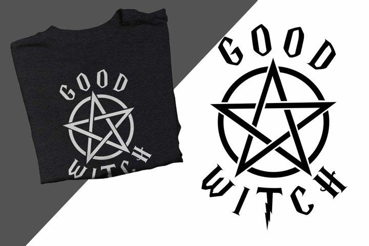 Good Witch Halloween Printable