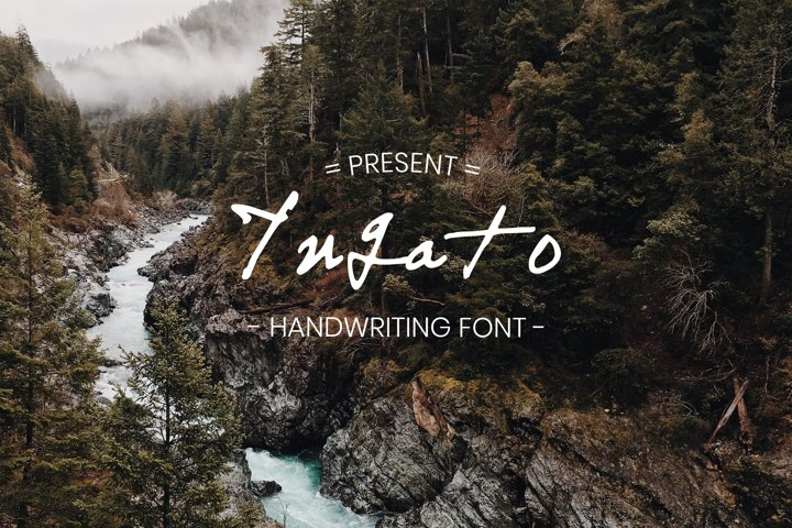 Yuqato Handwriting Font