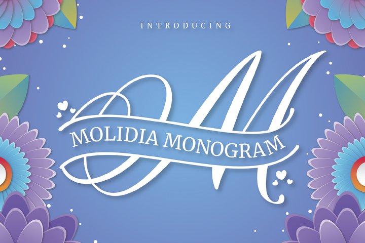 Molidia Monogram