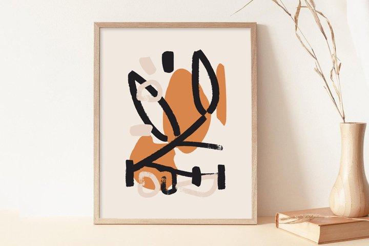 Nude Art Print Printable #01