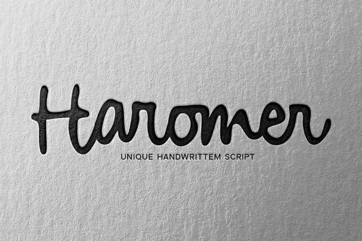 Haromer