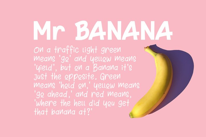 Tooty Fruity - Font Duo - Free Font of The Week Design1